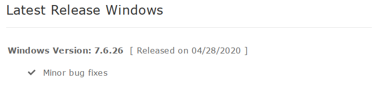 release_note